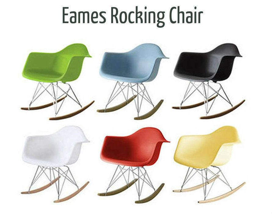 4 Reasons to Buy Eames Chairs