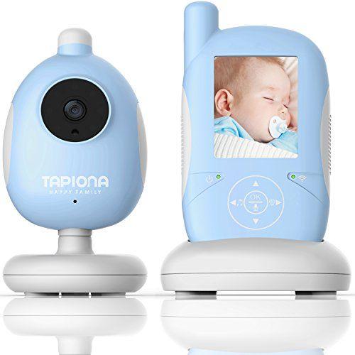 Baby Video Monitor With Camera X500b Universal Wireless Dual