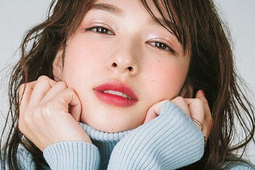 【VOCE11月号 Topics1】「ほんのり甘い」オトナメイク|【HAIR】