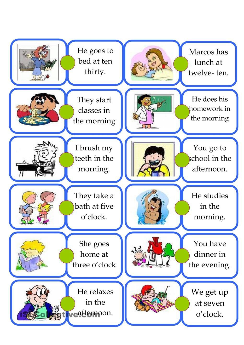 childs daily activities - HD1018×1440
