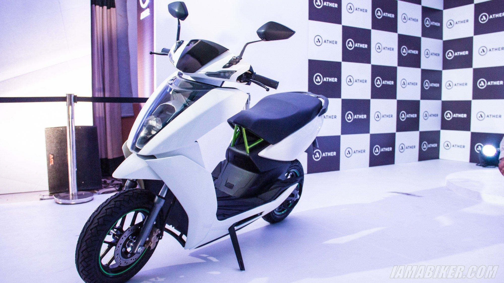 Ather S340 The Future Is Here Motorcycle News Motorcycle
