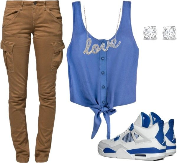 """""""Untitled #124"""" by tamarusruffin ❤ liked on Polyvore"""