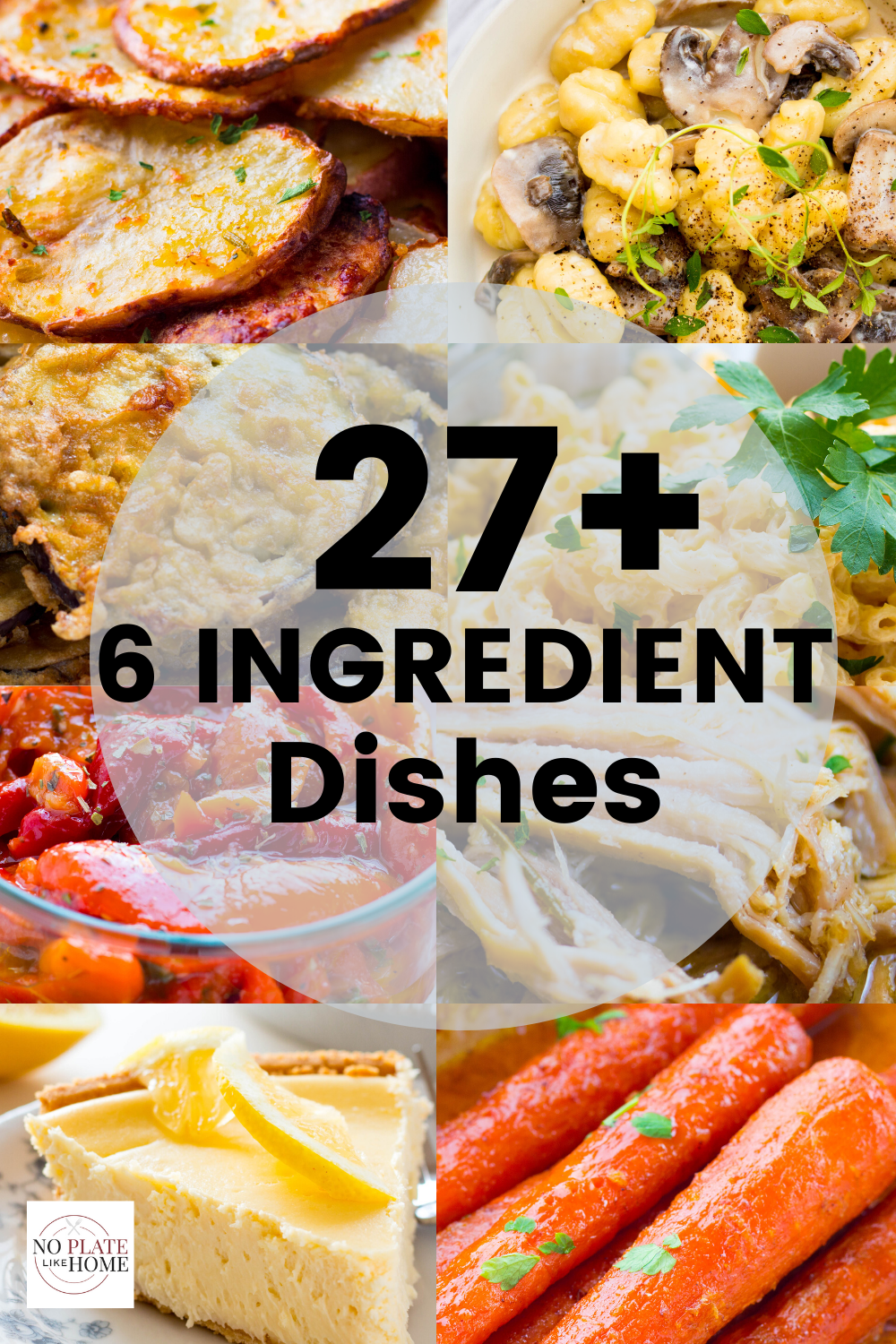 6 Ingredient Recipes Ingredients Recipes Side Dishes Easy Dishes