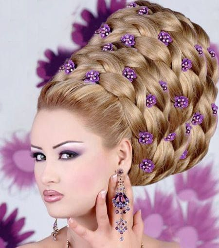 Beehive Hairstyles For Wedding: Weekly Hair Collection: 25 TOP Hairstyles Of The Week