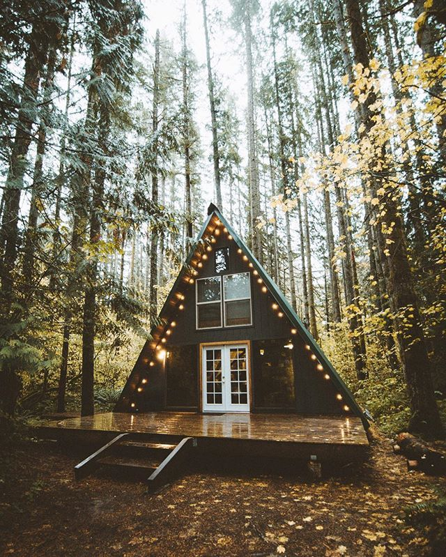 Forest Cabins Tye Haus Ski Chalet Steven S Pass Dylankato