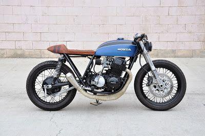 Cafe Racer Special: Honda CB 750 Four Custom Build