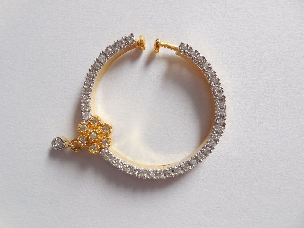 Details About Nose Ring Nath Non Piercing Ring Wedding Jewelry