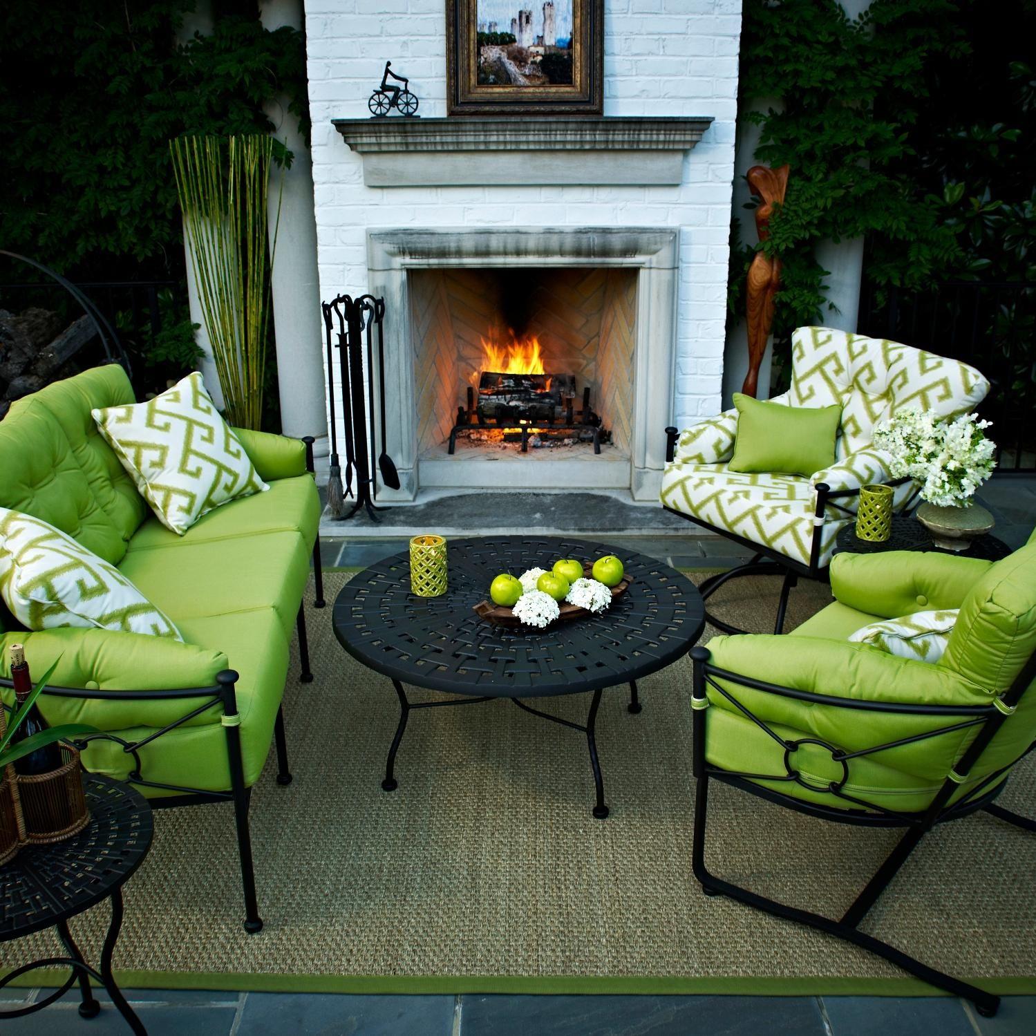 Meadowcraft Grayson Sofa