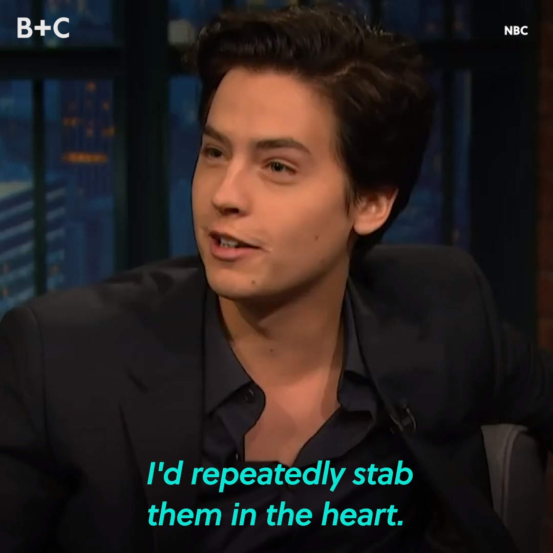 Why We Have a Crush On Cole Sprouse
