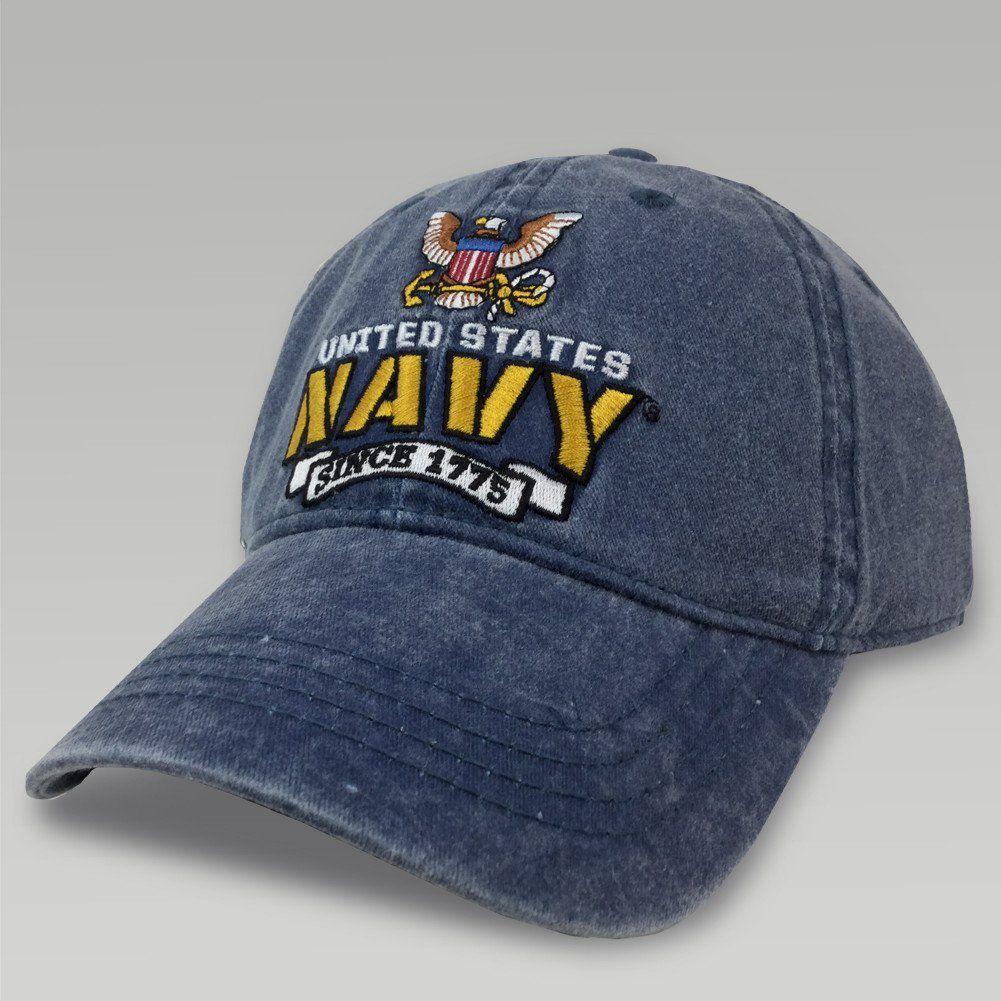 United States Navy Patch USN Gray Camo Kids Youth Baseball Cap Hat Strap Back