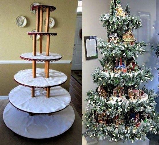 Sapins de Noël originaux | Sapin de noel original, Decoration noel