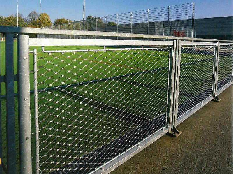 Stainless Steel Rope Net   building a house   Pinterest ...