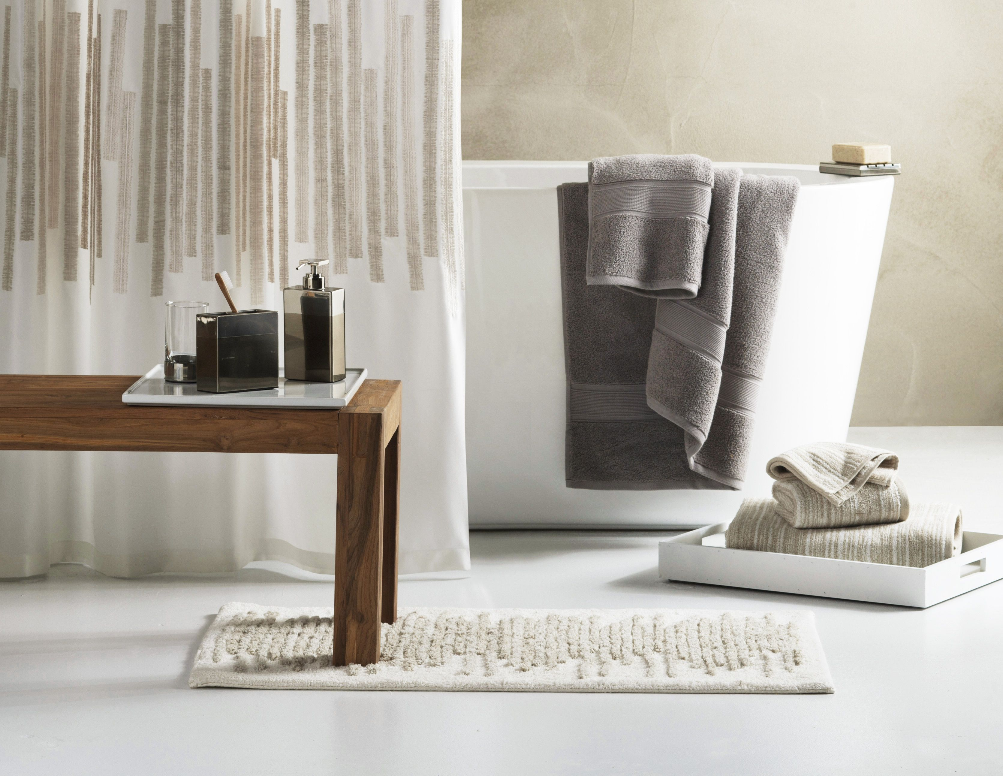 Frost Bath Collection From Kenneth Cole Reaction Home