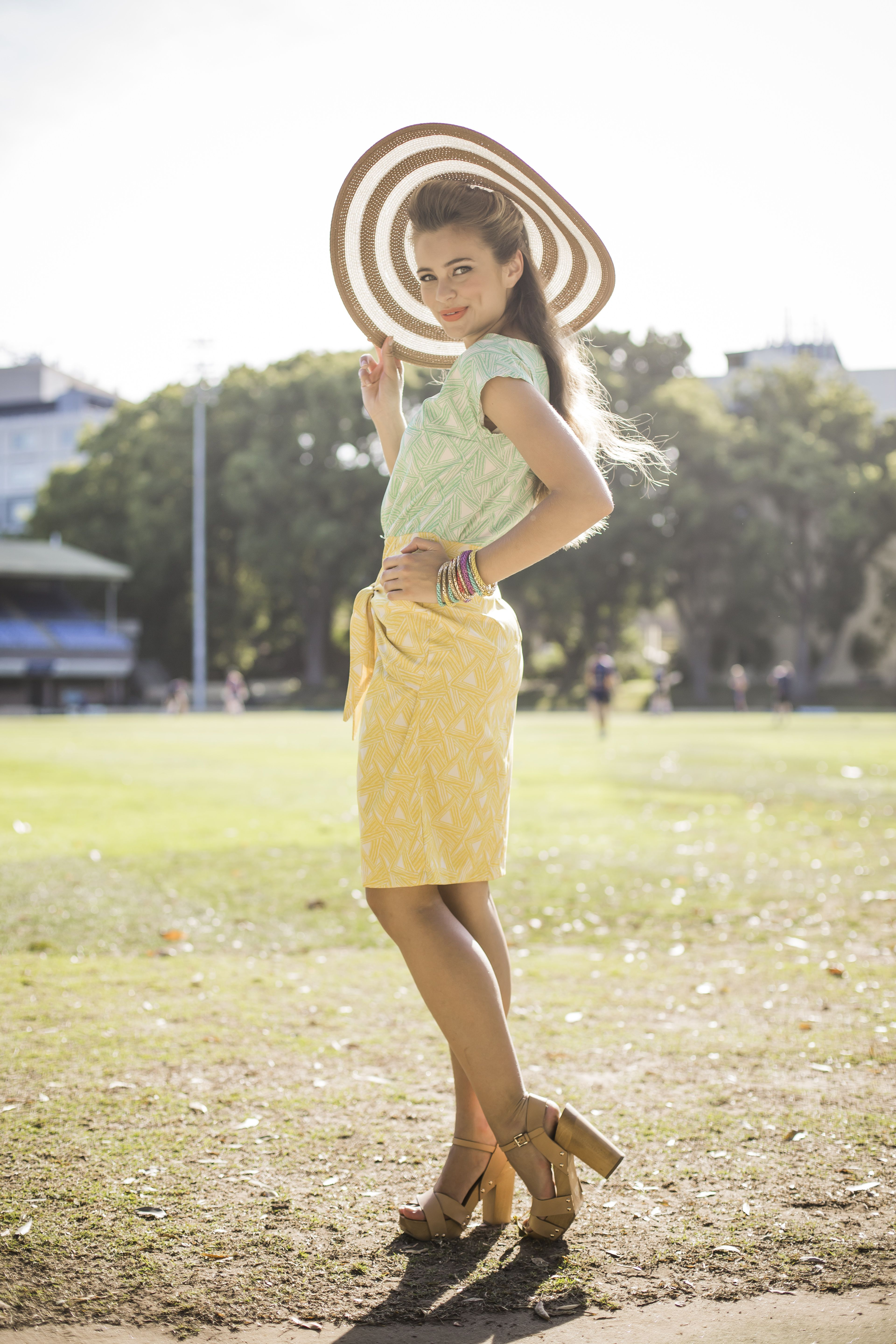 Downtown Sydney Dress | Sydney City Collection by Shabby Apple