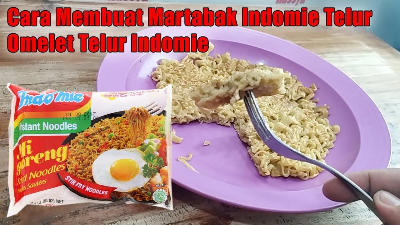 Resep Masak Cara Buat Martabak Indomie Telur Omelet Telur Cooking Recipes Indomie Recipe Recipes