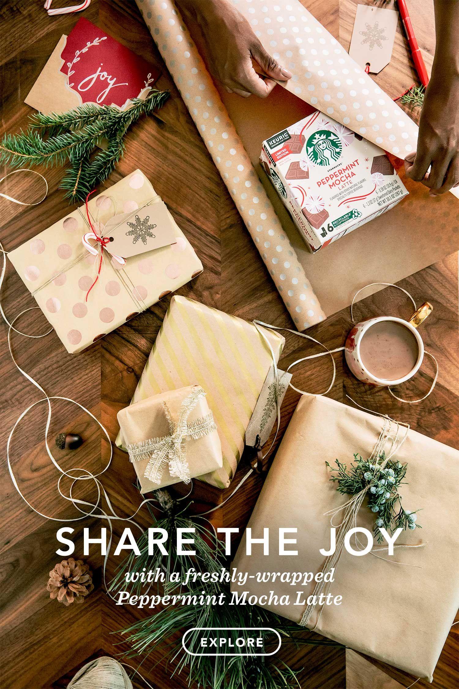 Coffee Gift Basket Ideas Starbucks holiday blend, Coffee