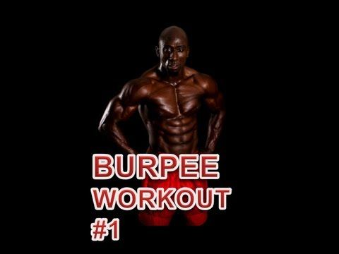 Burpee Workout - Funk Roberts shows his ultimate Burpees 28 - training report