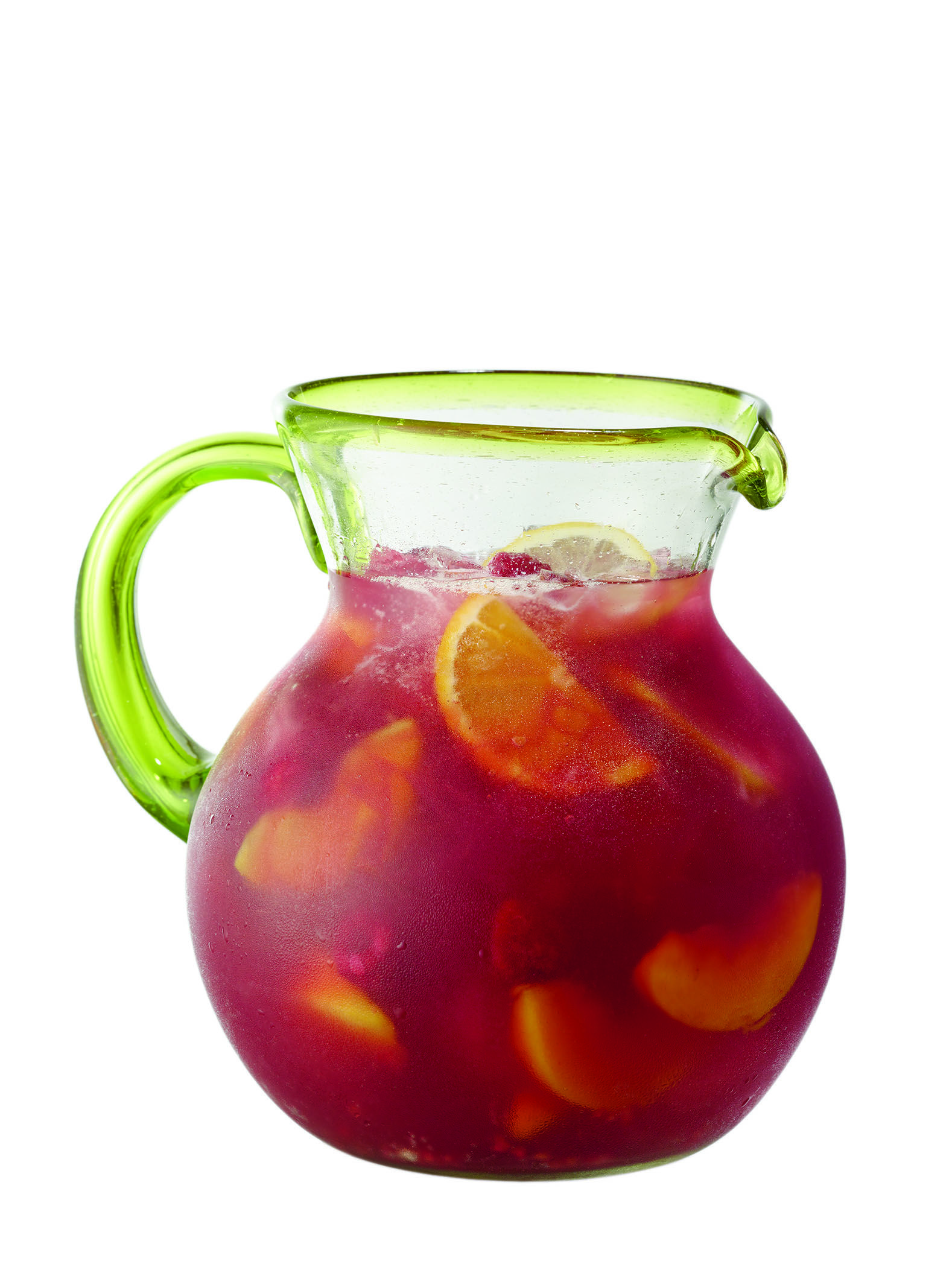 Refreshing Red Sangria Barefoot Wine Bubbly Red Sangria Fruity Drinks Sangria