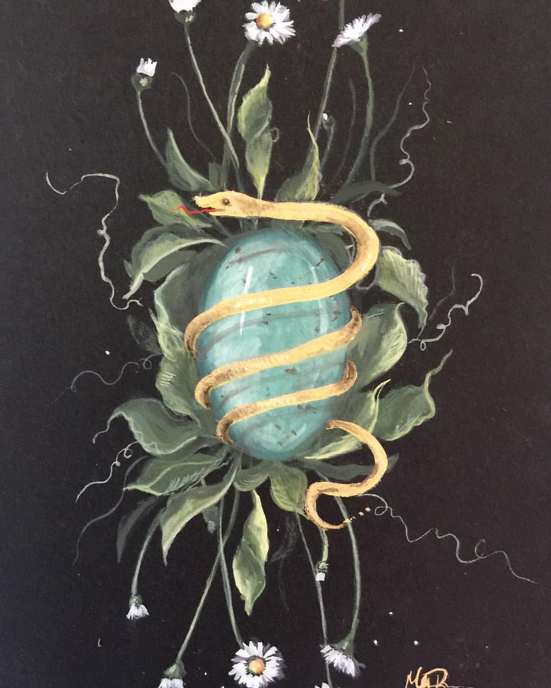Image result for orphic egg pop art illustration