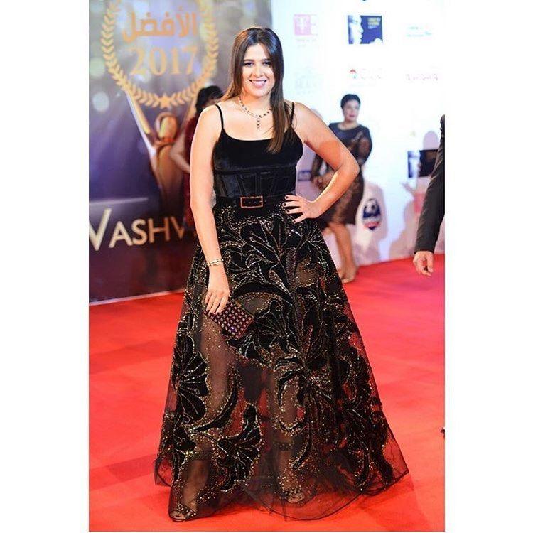 ياسمين عبدالعزيز On Instagram مساء الياسمين Formal Dresses Long Arab Women Egyptian Actress