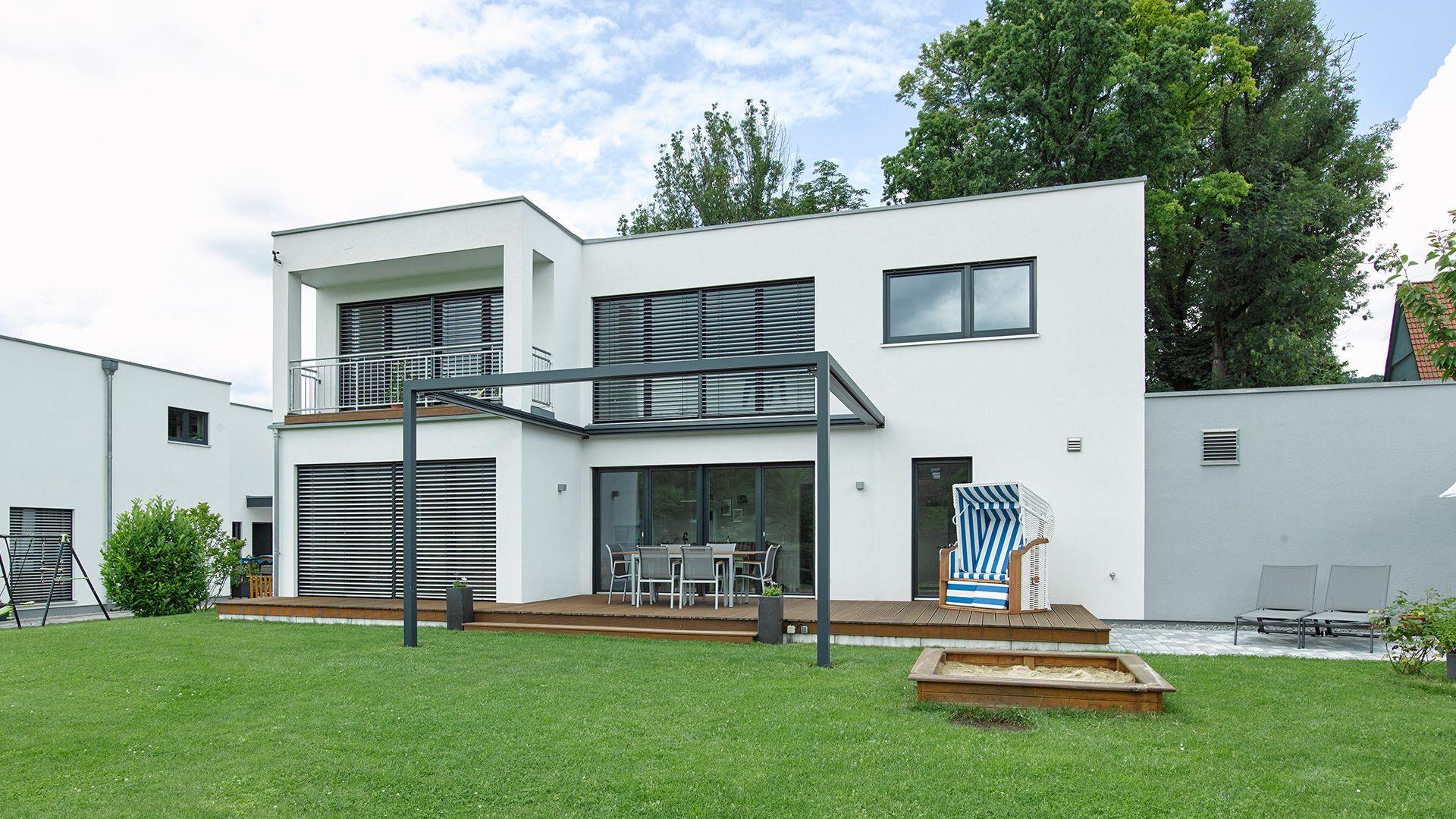Sonnenschutz markisen terrasse  Erstklassige Sonnenschutz-Lösungen für Balkon + Terrasse: Markisen ...