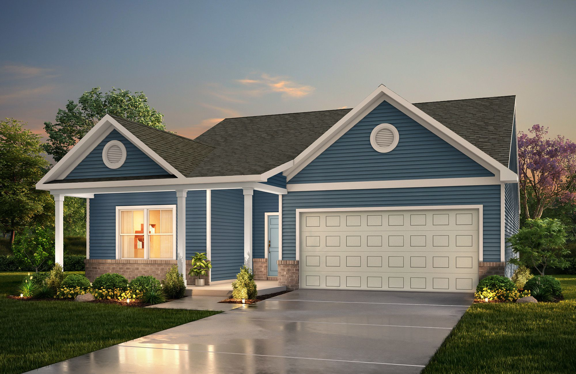 Declan True Homes Home Structure House Elevation
