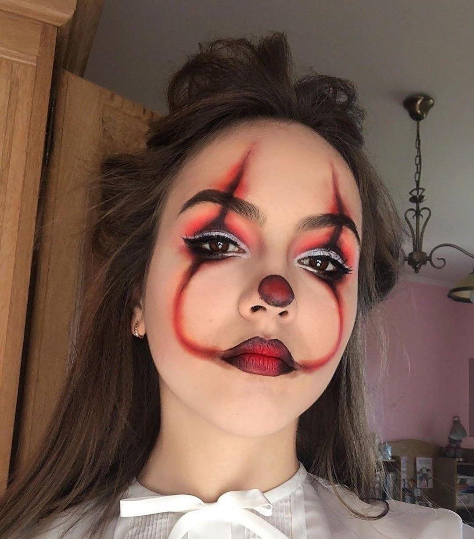 Pin de Catalina Storchi en halloween Maquillaje