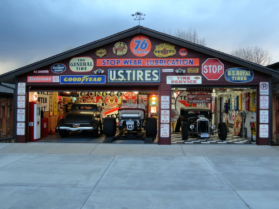 Old Man S Cave Store : Customer photos at carguygarage car guy garage