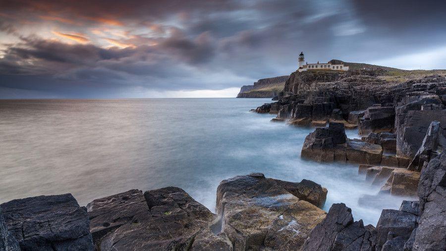 Neist Point Lighthouse by Sebastian Wasek on 500px