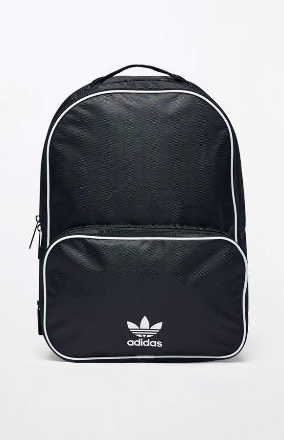 e913a541d627 adidas Santiago Black Backpack