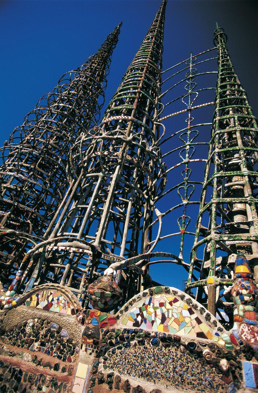 metal sculpture artists california