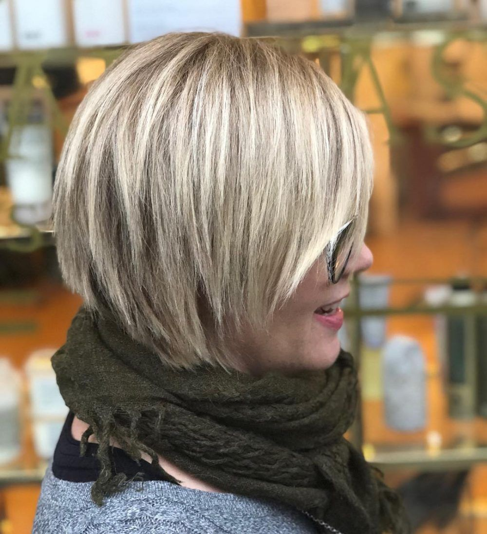 Top 11 Choppy Bob Hairstyles - Cute Textured Bobs
