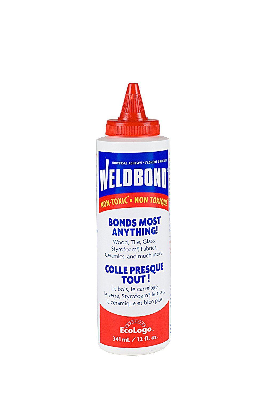 Weldbond 8-120245 Adhesive 12-Ounce Bottle - Wood Glues - Amazon ...