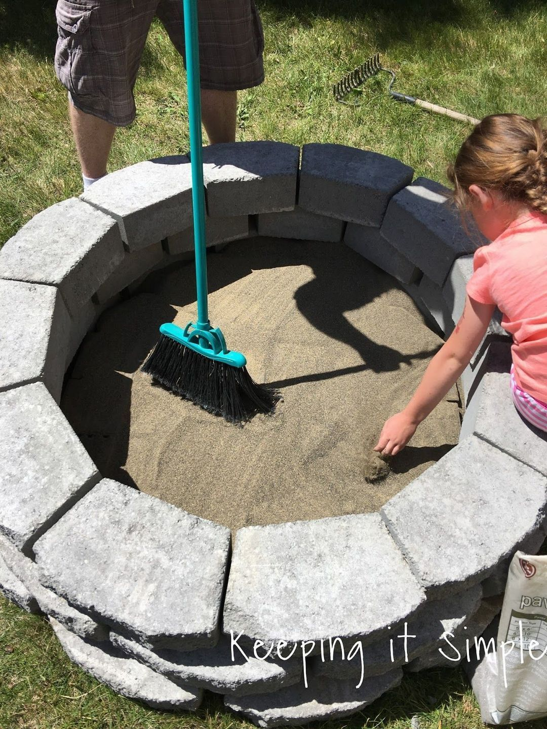 26 fire pit plans & ideas to make happy with your family ...
