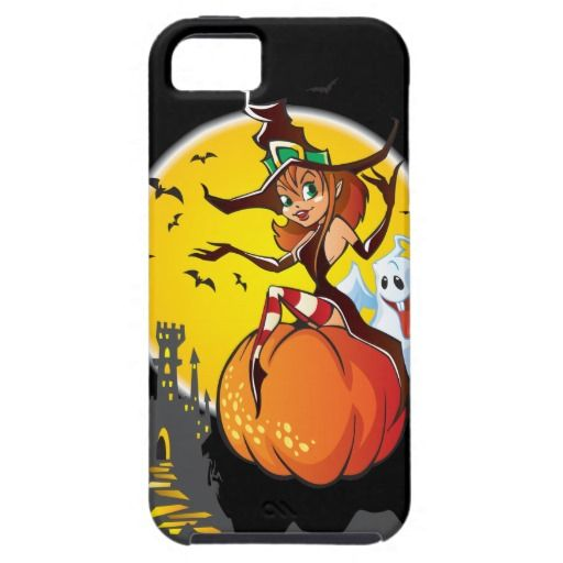 cute halloween witch iphone se55s case - Cute Halloween Witches