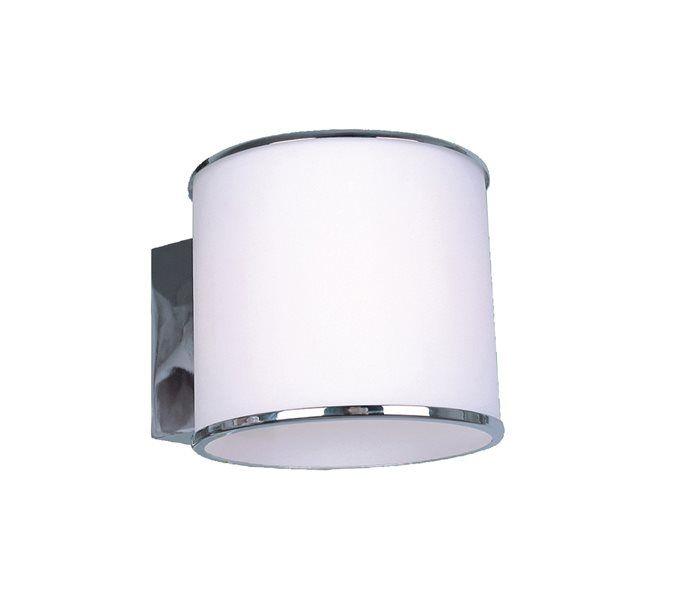 Details zu Lampenlux LED Wandlampe Remus Spiegelleuchte Weiß