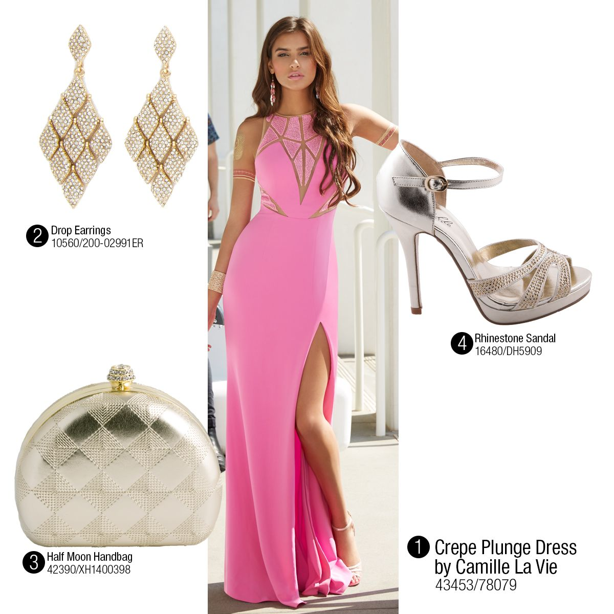 Camille La Vie Prom Dress and accessories for Prom 2016 | STYLIZED ...