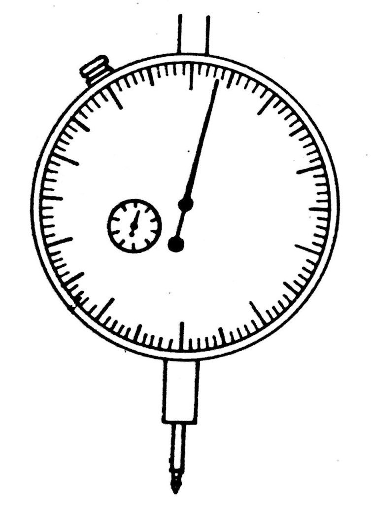 pipe diameter gauge