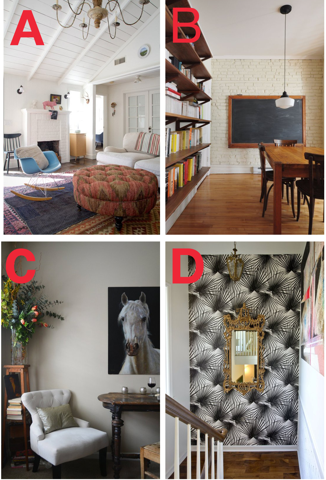 I Am A D Nice Tool For Helping You Figure Out Your Decorating Style Mostly S Clic Glam Love Good Bones And Interesting Details Like