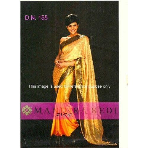 Bollywood Designer  Party Wear mandira Saree