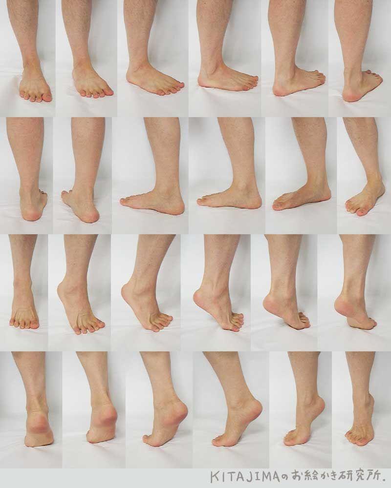 Forja de Vida — drawthatshitt: Feet + shoes reference...