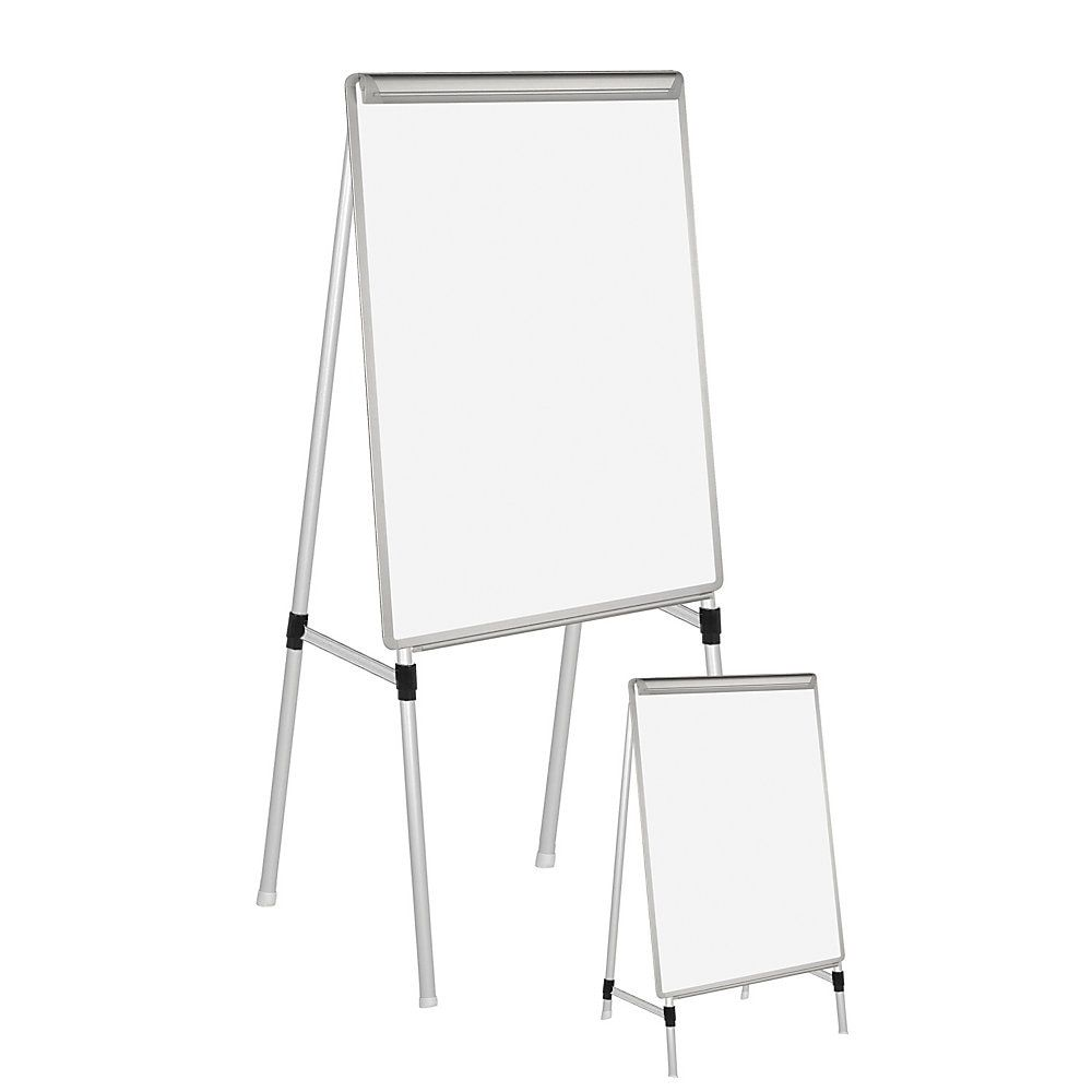 Mastervision Easy Clean Quad Pod 4 Leg Dry Erase Easel 27 X 35 Silver Item 193453 With Images White Board Easels For Sale Dry Erase