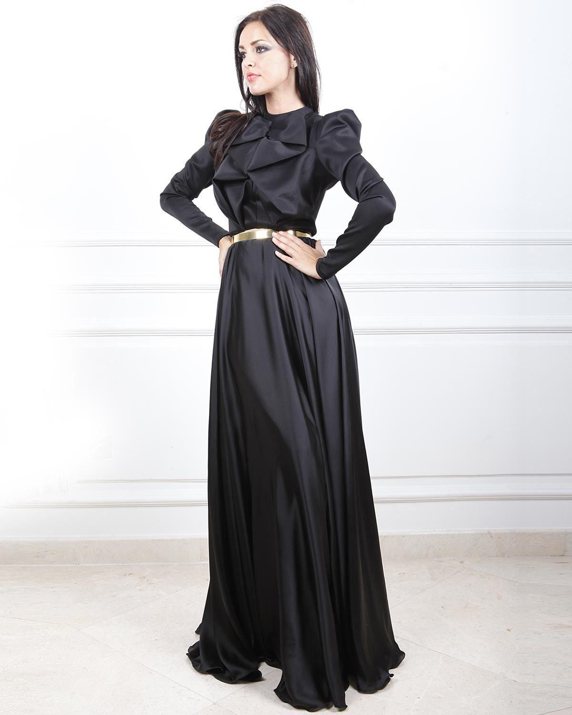 Hijab friendly dress by julea domani moslem dress pinterest