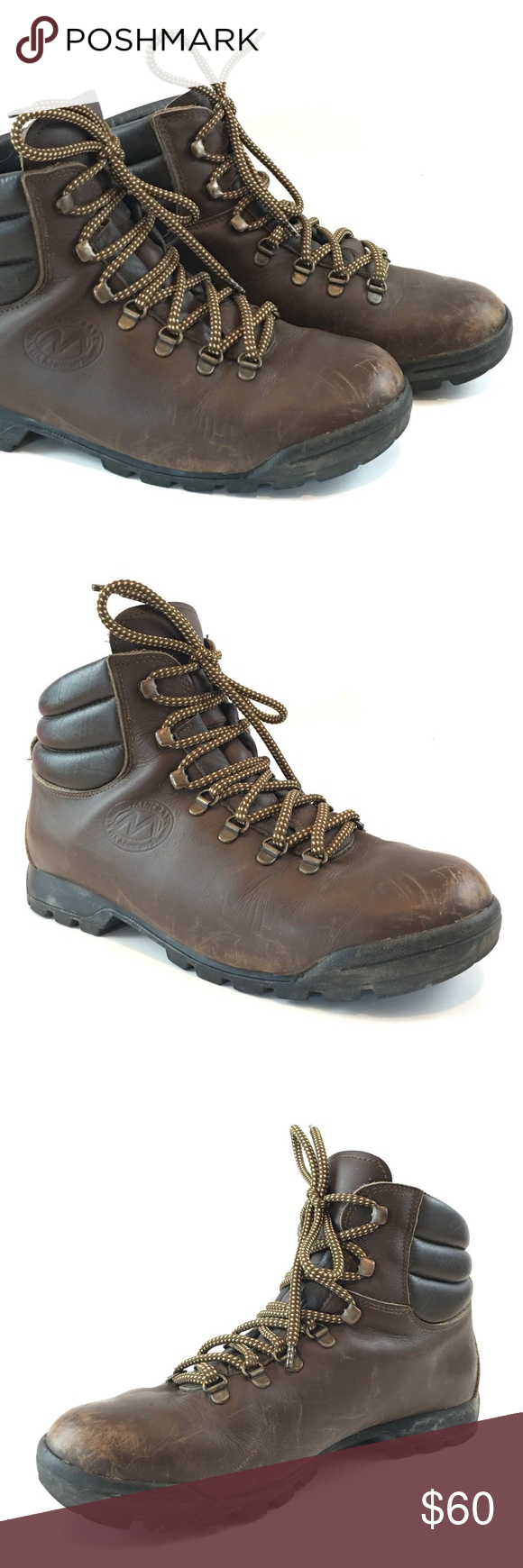 mens walking boots size 9