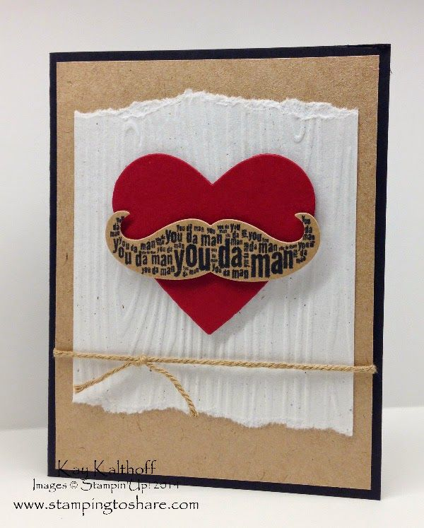 Well Worded Class Kit To Go With How To Video Mustache Cards Paper Craft Greeting Cards Valentines Cards