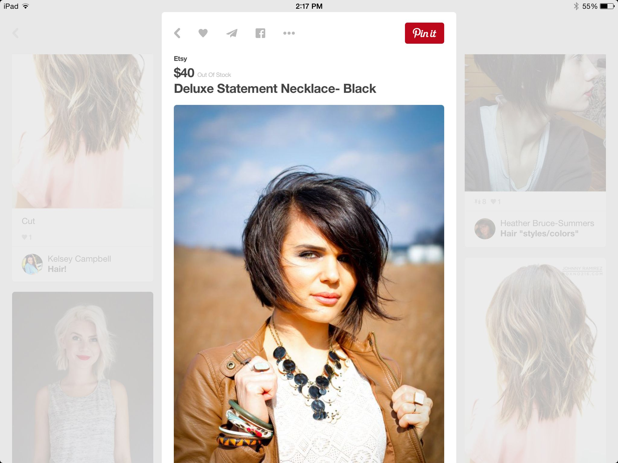 Cut and color hairstyles pinterest