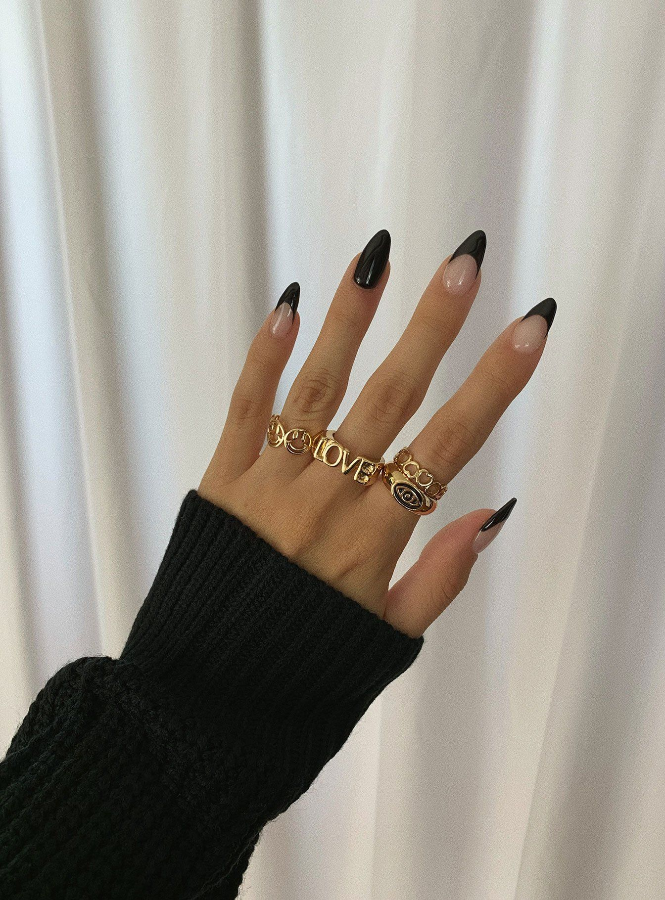 What Is Love Ring Set
