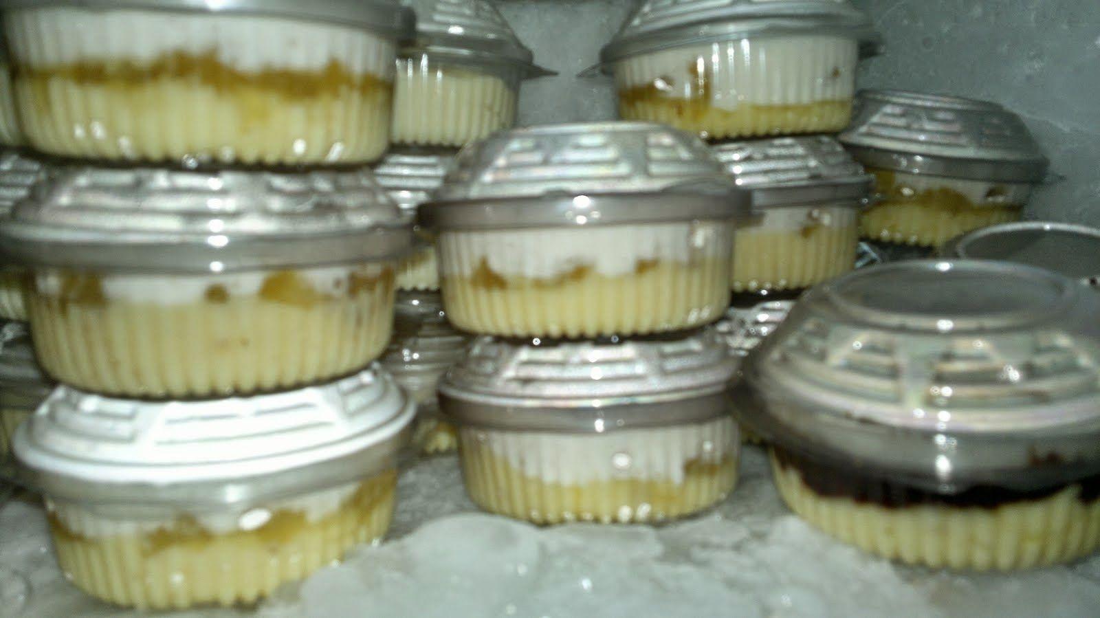 Creme de Abacaxi para vender em porções ou rechear bolo no pote | Creative