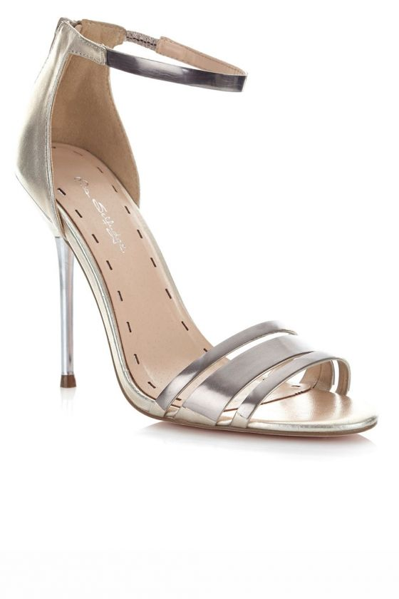 2ca18ef801 Best Shoes On A Budget: The LOOK Edit | Shoes | Shoes, Silver ...