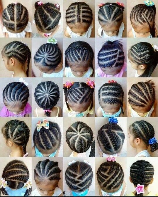 Braids for Kids | Nice hairstyles, Hairstyles pictures and Girl ...